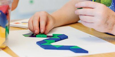 فواید الگو برای کودکان