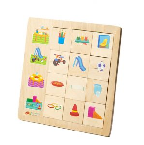 اسباب بازی چوبی پازل هوش رابطه ها-(سرگرمی-وسایل منزل)