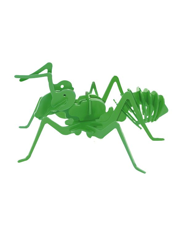 بازی فکری جورچین سه بعدی مورچه