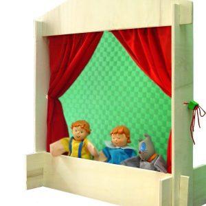 بازی پنجره نمایش عروسکی