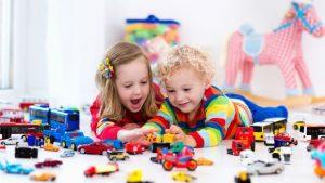 اسباب بازی آموزشی برای کودکان