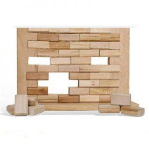 اسباب بازی دیوار چوبی
