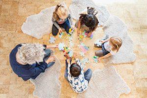 6 فایده پازل برای کودکان
