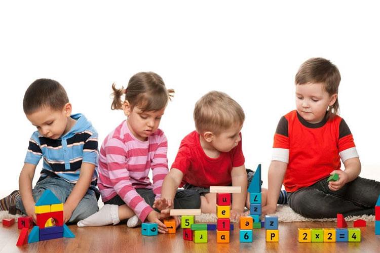 اسباب بازی مناسب برای کودک 3 تا 5 ساله