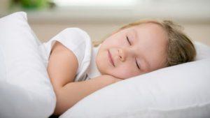 اهمیت عادت خواب کودکان