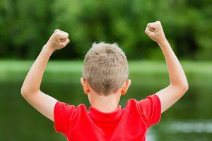 تقویت اعتماد بنقس در کودکان