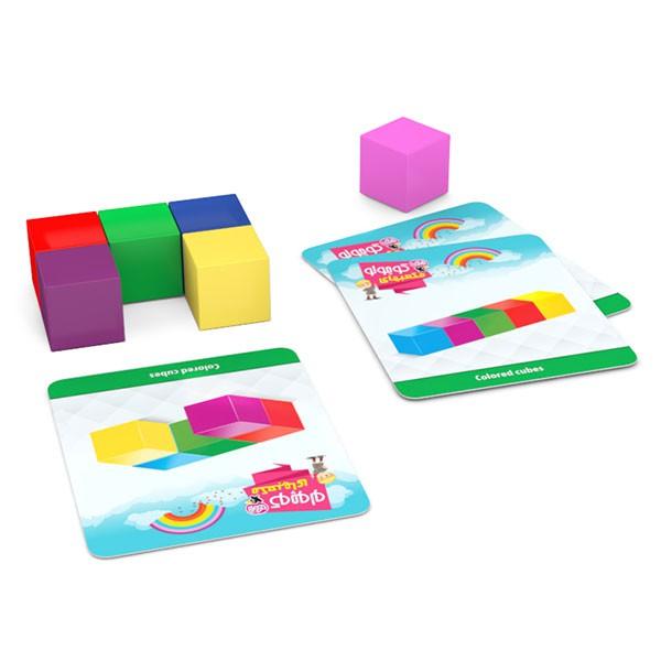 بازی مکعب های کوچولو