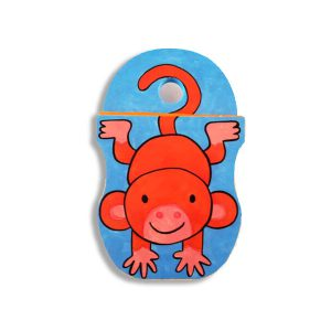 کتاب فومی میمون بازیگوشه