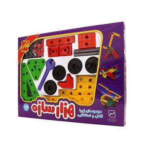 بازی ساختنی هزار سازه جعبه ای